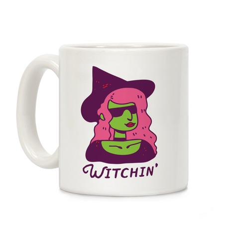 Witchin' Coffee Mug
