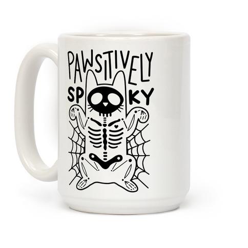 Pawsitively Spooky Coffee Mug