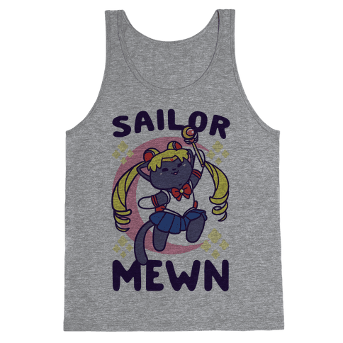 Sailor Mewn Tank Top