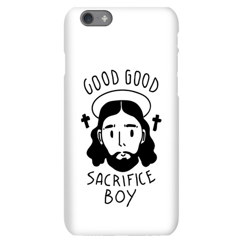 Good Good Sacrifice Boy Phone Case