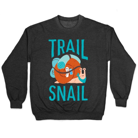 Trail Snail Pullover