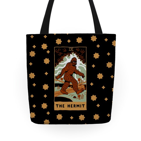 The Hermit (Bigfoot) Tote