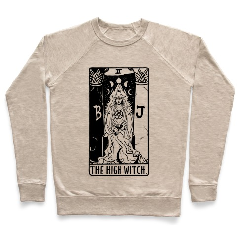 The High Witch Tarot Pullover