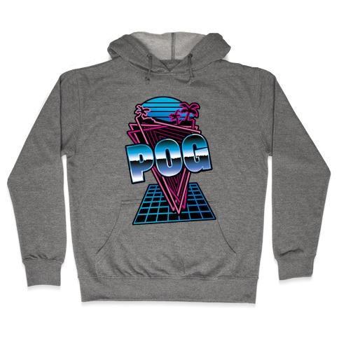 Retro Pog Hooded Sweatshirt