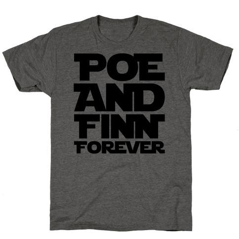 Poe and Finn Forever T-Shirt