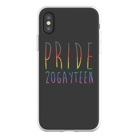 Pride 20gayteen Phone Flexi-Case