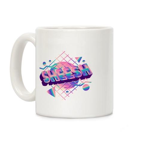 Rad Sheesh Coffee Mug