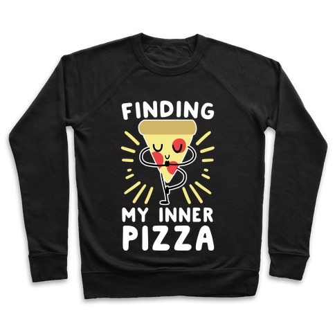 Finding My Inner Pizza Pullover