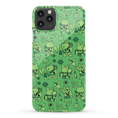 Forage Frogs Phone Case