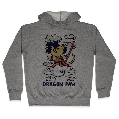 Dragon Paw - Goku Hooded Sweatshirt