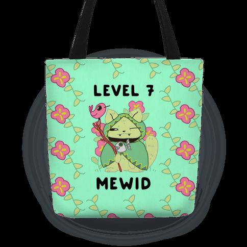 Level 7 Mewid Tote