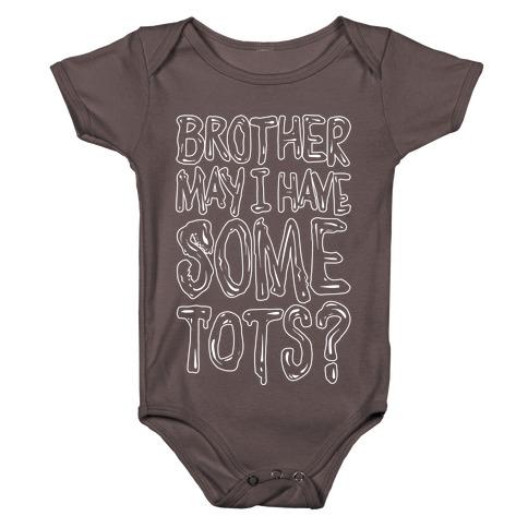 100/% Cotton Long Sleeve Infant Bodysuit Indica Plateau Baby Onesie Merry