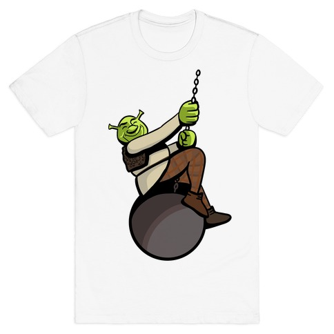 Shreking Ball T-Shirt