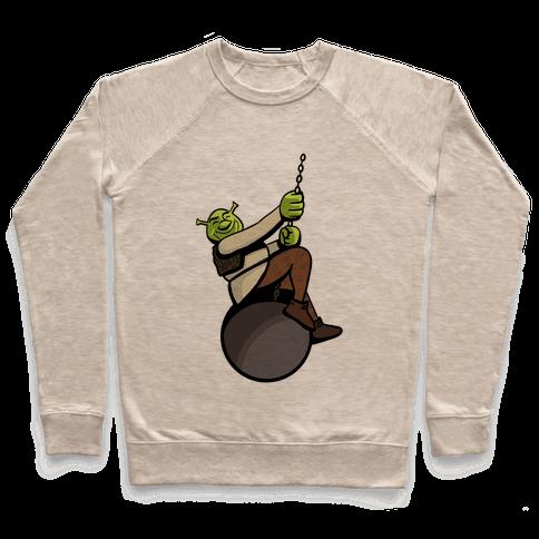 Shreking Ball Pullover