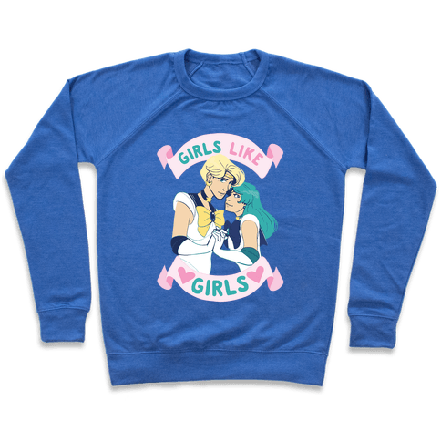 Girls Like Girls  Pullover