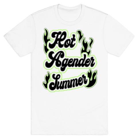 Hot Agender Summer T-Shirt