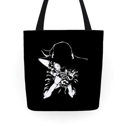 Witch In The Dark Tote