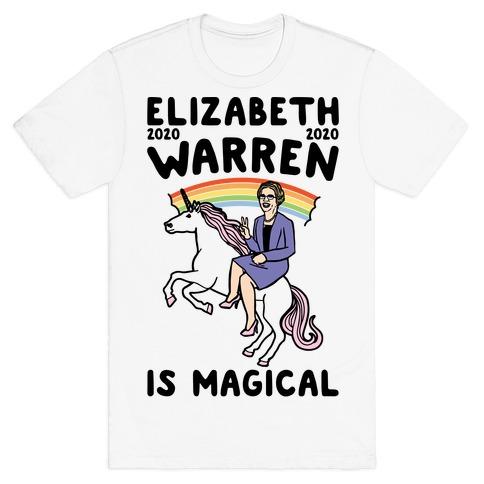 Elizabeth Warren Is Magical 2020 T-Shirt