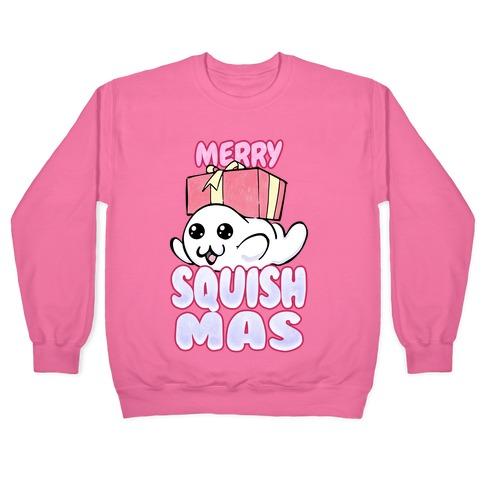 Merry Squishmas Pullover