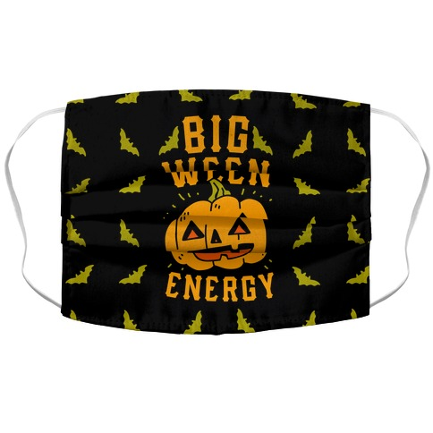 Big Ween Energy Accordion Face Mask
