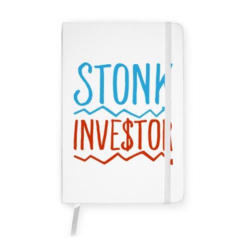 Stonk Investor Parody Notebook