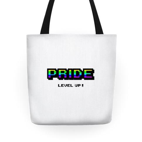 Pride Level Up! Tote