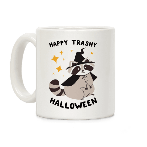 Happy Trashy Halloween Coffee Mug