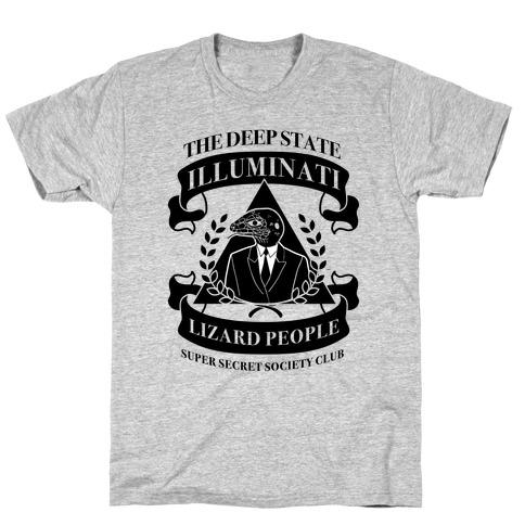 Super Secret Society Club T-Shirt