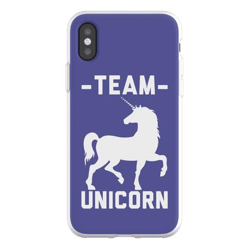 Team Unicorn Phone Flexi-Case
