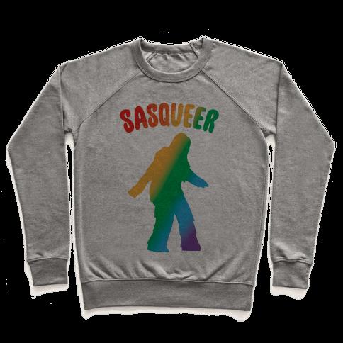 Sasqueer Parody Pullover