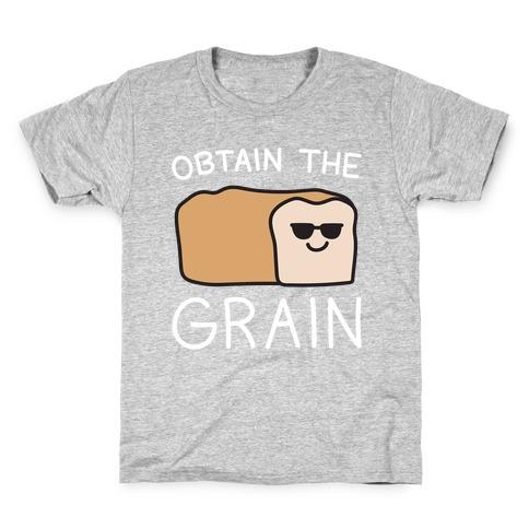 Obtain The Grain Kids T-Shirt
