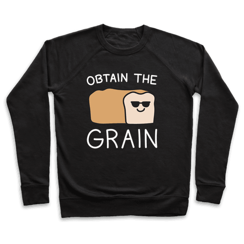 Obtain The Grain Pullover