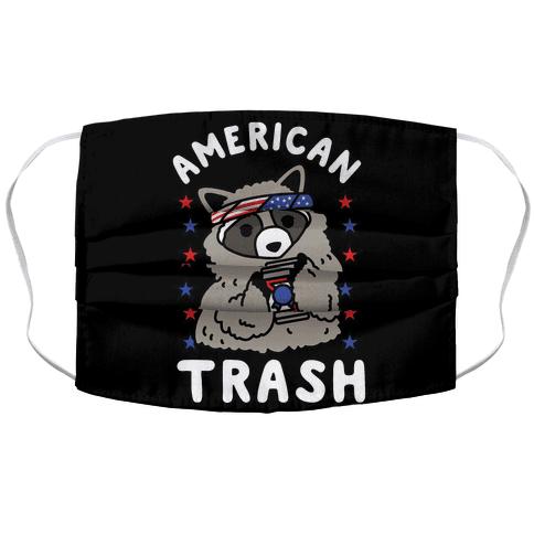 American Trash Face Mask
