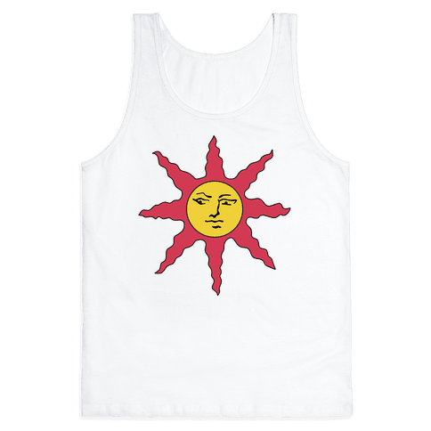 Solaire of Astora Cosplay Tank Top