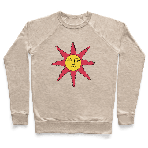 Solaire of Astora Cosplay Pullover