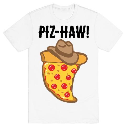 Piz-Haw Parody  T-Shirt