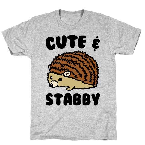 Cute & Stabby T-Shirt