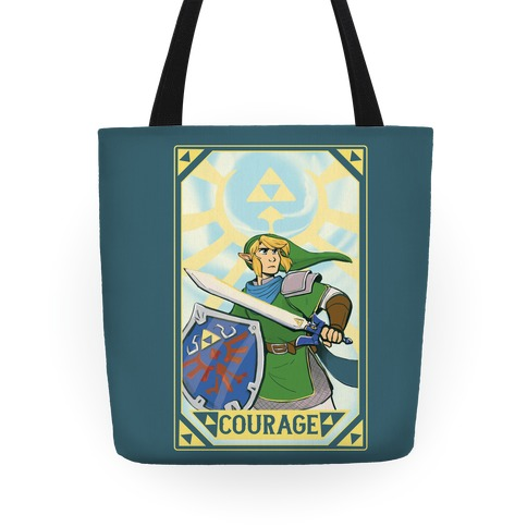 Courage - Link Tote