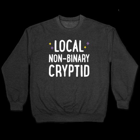 Local Non-binary Cryptid Pullover