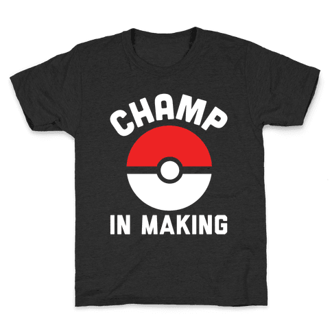 Champ in Making Kids T-Shirt