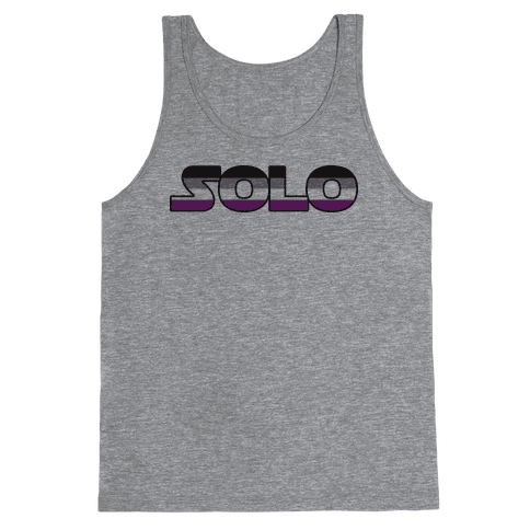 Solo (Asexual) Tank Top