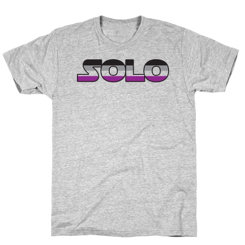 Solo (Asexual) T-Shirt