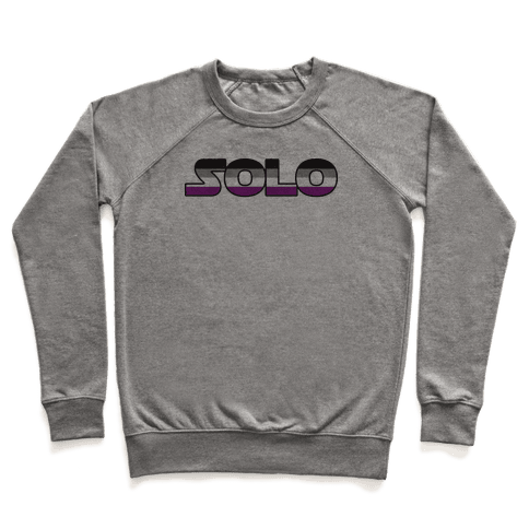 Solo (Asexual) Pullover