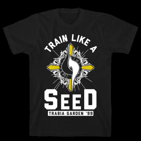 Train Like a SeeD Trabia  Mens/Unisex T-Shirt