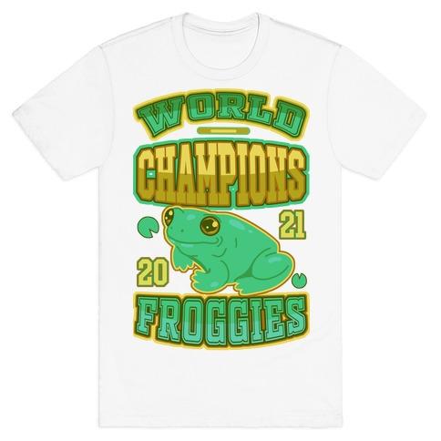 World Champions Froggies T-Shirt