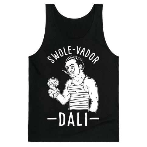 Swole-vador Dali Tank Top
