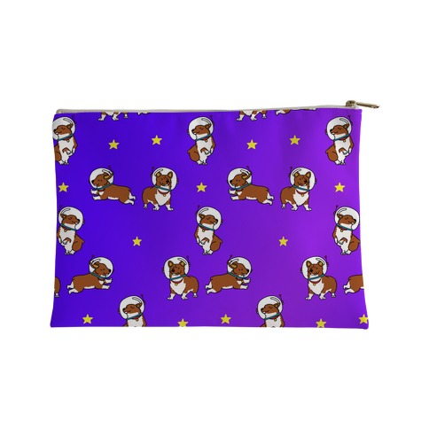 Unidentified Floating Corgi Accessory Bag