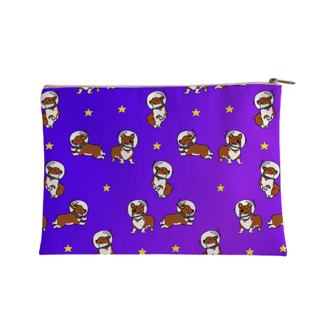 Unidentified Floating Corgi Accessory Bag