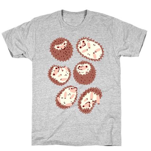 Floaty Hedgehogs T-Shirt