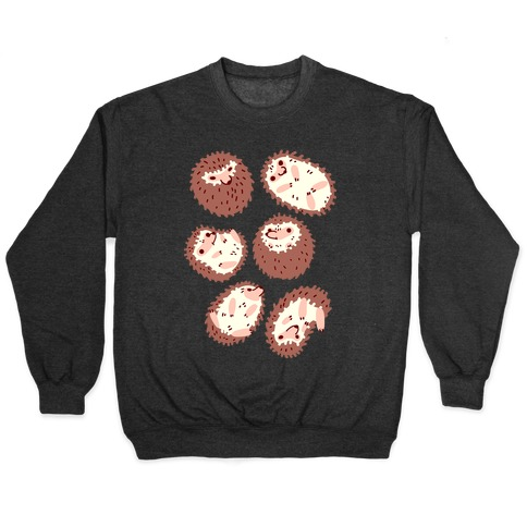 Floaty Hedgehogs Pullover